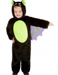 Disfraz murciélago peluche niño