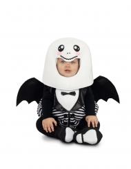 Disfraz mono globo fantasma bebé