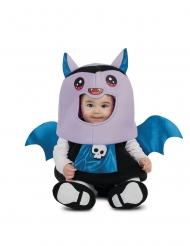 Disfraz mono murciélago bebé