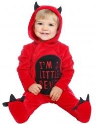 Disfraz soy un mini diablo bebé