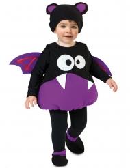 Disfraz de lindo murciélago niño