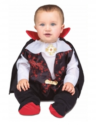 Disfraz pequeño Drácula bebé