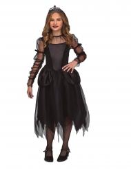 Disfraz señorita gótica niña
