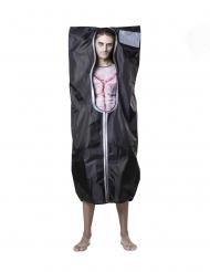 Disfraz bolsa cadáver adulto