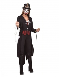Disfraz bruja vudú mujer