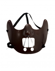 Semi máscara caníbal