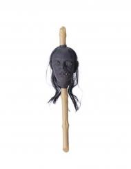 Cetro cabeza pequeña 50 x 13 x 13 cm