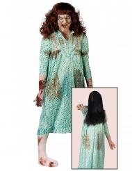 Disfraz señorita poseída mujer