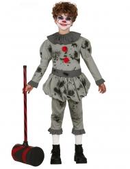 Disfraz payaso psicópata niño
