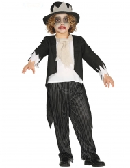 Disfraz chico novio zombie niño