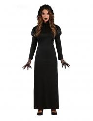 Disfraz dama gótica mujer
