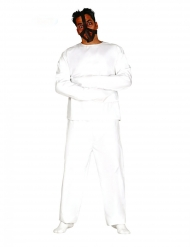 Disfraz paciente hospital psiquiátrico hombre