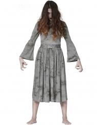Disfraz espíritu maligno mujer