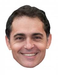 Máscara de cartón ladrón Pedro Alonso