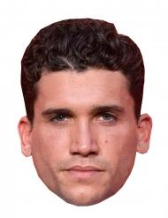 Máscara de cartón ladrón Jaime Lorente