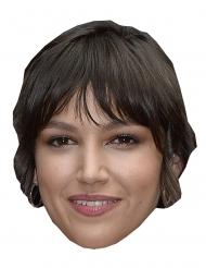 Máscara de cartón ladrón Úrsula Corberó