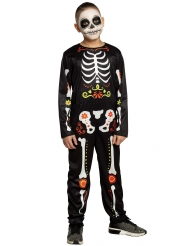 Disfraces Día de los muertos niño