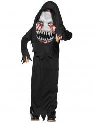 Disfraz monstruo terrorífico niño