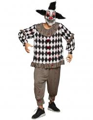 Disfraz payaso sádico adulto