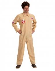 Disfraz mono cazador de fantasmas adulto