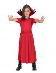 Disfraz linda diablesa niña