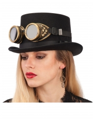 Gafas steampunk adulto