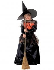 Disfraz de bruja elegante niño