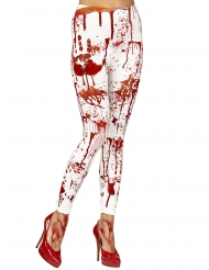 Legging ensangrentado mujer