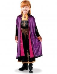 Disfraz de lujo Anna Frozen 2™ niña
