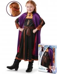 Caja disfraz con trenza Anna Frozen 2™ niña