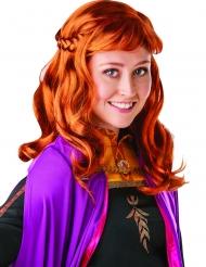 Peluca Anna Frozen 2™ mujer