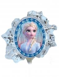 Globo de aluminio Elsa y Anna Frozen 2™ 36 cm