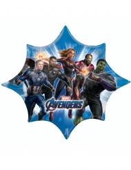 Globo de aluminio Avengers Endgame™ 88 x 73 cm