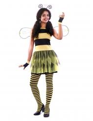 Disfraz vestido abeja mujer