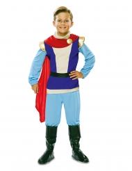 Disfraz príncipe encantador niño