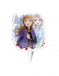 Vela de cumpleaños Frozen 2 ™ 7.5 cm