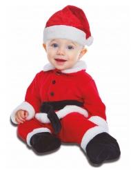 Disfraz traje Papá Noel bebé