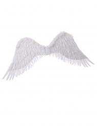 Alas de ángel blanco 94 x 29 cm