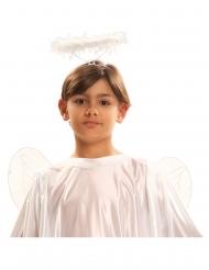 Diadema aureola ángel
