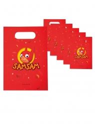 6 Bolsas de regalo de papel Sam Sam™ 23 x 16 cm