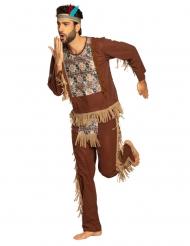 Disfraz indio sabio para hombre