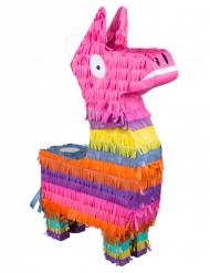 Piñata llama de colores 58 x 35 cm