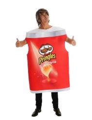 Disfraz bote de Pringles™ original adulto