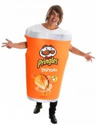 Disfraz bote de Pringles™ paprika adulto