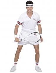 Disfraz de jugador de tennis adulto