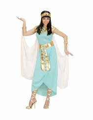 Disfraz reina egipcia completo mujer