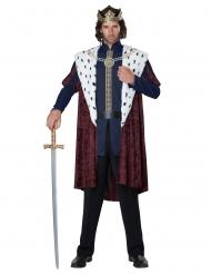 Disfraz de rey cuento de hadas hombre