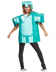 Disfraz armadura Minecraft™ adulto