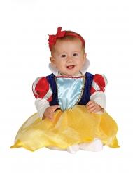 Disfraz de princesa del bosque bebé