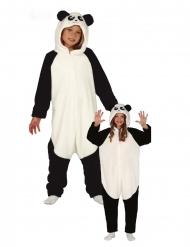 Disfraz oso panda niño